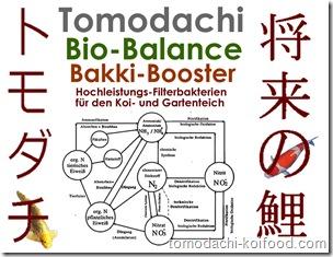 Gönnen Sie sich und Ihren Koi einen unbeschwerten Teichgenuss mit den Hochleistungsfilterbakterien von Tomodachi